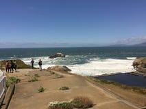 Beautiful ocean beach royalty free stock photo