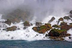 Niagara Falls, sosta Immagini Stock Libere da Diritti