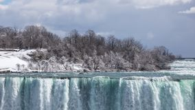 Niagara Falls in the spring Stock Images