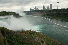 Niagara Falls State Park Royalty Free Stock Photos