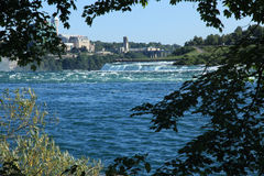 Niagara Falls State Park. View from the Canadian side Stock Photography
