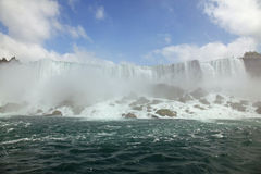 Niagara Falls State Park Royalty Free Stock Photos