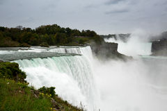 Niagara Falls State Side Stock Photography