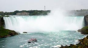 Niagara Falls State Side Stock Image