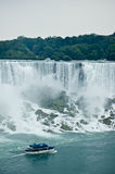 Niagara Falls in the summer Royalty Free Stock Photography