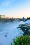 Niagara Falls sunrise Stock Photos