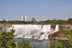 Niagara Falls - US side Stock Photography