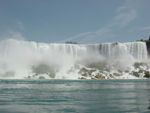 Niagara Falls, USA/Canada Images stock
