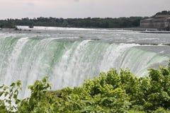 Niagara Falls van de Canadese Kant Stock Foto's