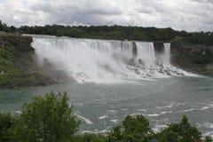 Niagara Falls van de Canadese Kant Royalty-vrije Stock Afbeeldingen
