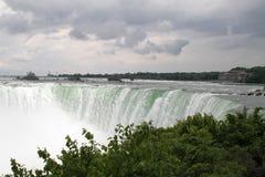 Niagara Falls van de Canadese Kant Stock Afbeelding