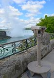 Niagara Falls view Stock Photos
