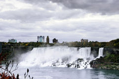 Niagara falls view Royalty Free Stock Photography
