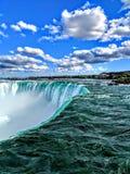 Niagara Falls von Kanada stockfotos