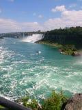 Niagara falls. Water scary Dangerous Stock Photos