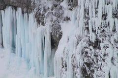 Niagara Falls in the winter Stock Photos
