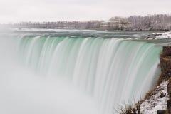 Niagara Falls in the winter Royalty Free Stock Photography