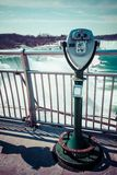 Niagara Falls in winter. Royalty Free Stock Photos