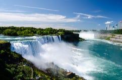 The Niagara Falls Royalty Free Stock Photo