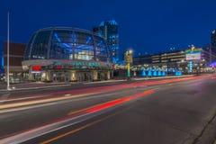 Niagara- Fallsgalleriamall Stockbilder