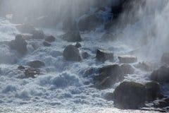 Niagara- FallsNationalpark Stockfoto