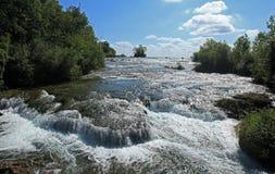 Niagara- FallsNationalpark Stockfotos