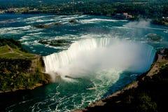 Niagara (hästsko) nedgångar Arkivfoto