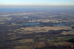 Niagara-Halbinselantenne Lizenzfreies Stockfoto