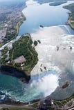 Niagara Hoefijzerdaling Royalty-vrije Stock Afbeelding