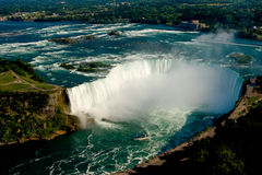 Niagara (Horseshoe) Falls. Stock Photo