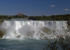 Niagara iconico Immagini Stock