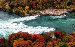 Niagara Kanada royaltyfria foton
