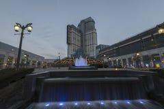 Niagara kasino Arkivbild