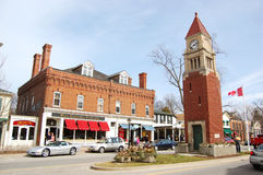 Niagara-on-the-lake Royalty Free Stock Photos