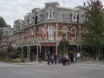 King Street, Niagara-on-the-Lake, Canada Royalty Free Stock Photos
