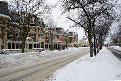 NIAGARA ON THE LAKE,Ont.Historic Prince of Wales Hotel Royalty Free Stock Photo