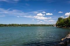 Niagara On The Lake in Ontario Canada Stock Image