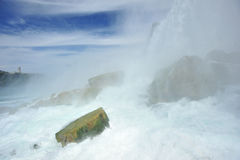 Niagara mist Royalty Free Stock Photos