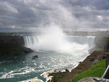 Niagara mist Royaltyfria Bilder