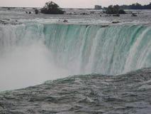 Niagara nedgång 2010: Nordamerika Arkivbild