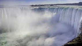Niagara panorama 2 arkivbild