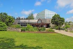 Niagara parków Motyli konserwatorium w Niagara spadkach, Kanada Zdjęcia Royalty Free