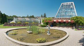 Niagara Parks Floral Showhouse Stock Image