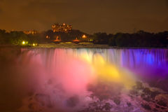 Niagara Rainbow Royalty Free Stock Photo