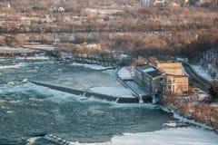 Niagara Rankine Power Generating Station Royalty Free Stock Photography