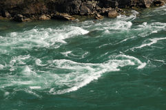Niagara River Royalty Free Stock Image