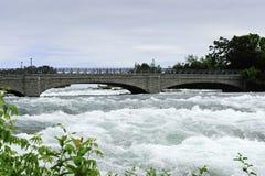 Niagara river Stock Images