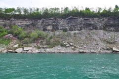 The Niagara River Stock Image