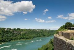 Niagara River Gorge Stock Photos