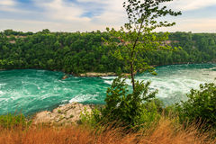 Niagara River Royalty Free Stock Image